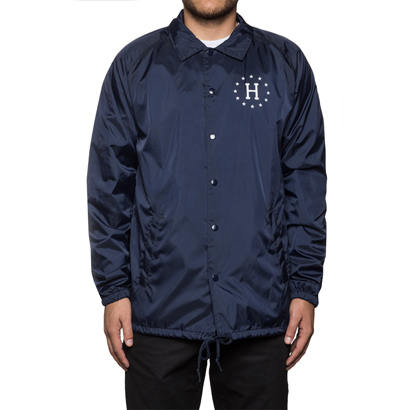 06_huf_4th_of_july_usa_coaches_jacket_navy_front