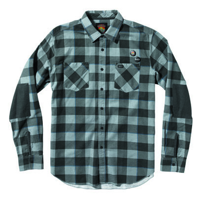 08_M7509FLE_Fletcher Flannel LS_GRY
