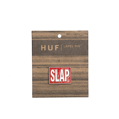 22_huf_sp16_slap_box_logo_lapel_pin