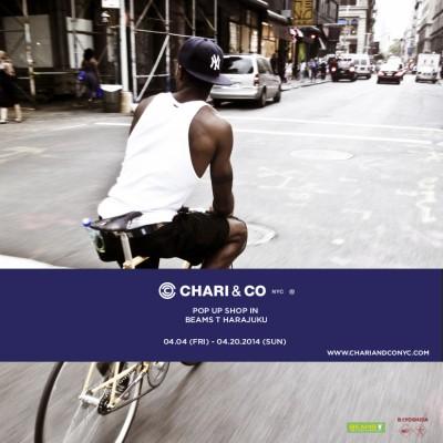 Chari&Co_BeamsEvent_Flyer