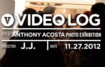 ANTHONY ACOSTA PHOTO EXHIBITION