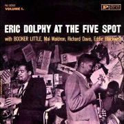 Eric Dolphy & Booker Little Quintet at the Five Spot – Fire Waltz