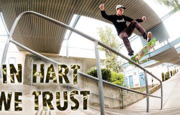 "PAUL HART ""IN HART WE TRUST"" PART"