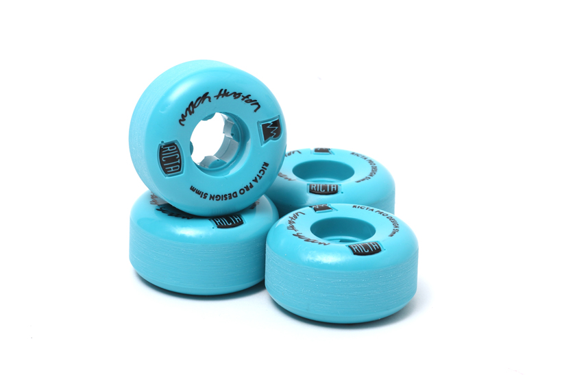 Ricta Wheels Nyjah Huston NRG 81B 51mm Rollen Skateboarding