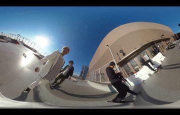 Skaters x UNIQLO joggers