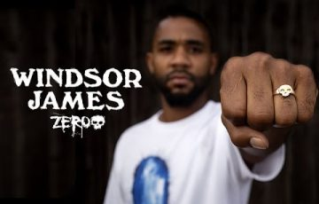 ZERO WELCOMES WINDSOR JAMES