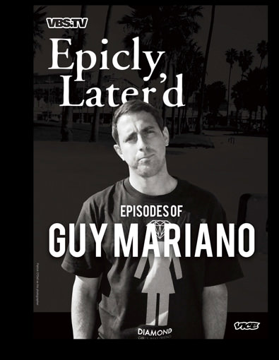 Epicly Later'd Episodes of Guy Mariano