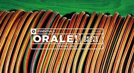 [ESSENTIALS] ORALE! SKATE DECKS SPRING 2015