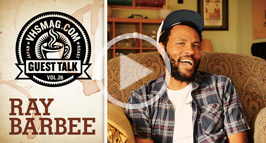 [GUEST TALK] RAY BARBEE