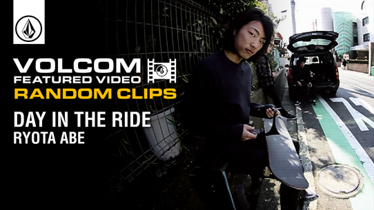 DAY IN THE RIDE - RYOTA ABE
