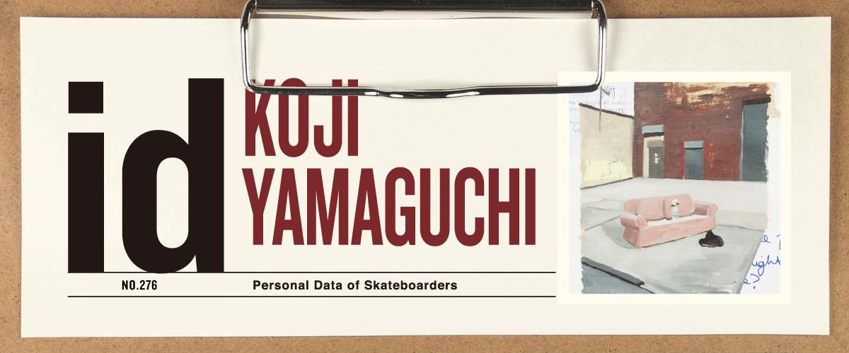 KOJI YAMAGUCHI