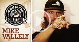 [GUEST TALK] MIKE VALLELY