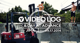 [VIDEO LOG] A DAY AT ADVANCE MARKETING