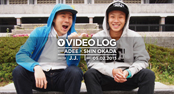 [VIDEO LOG] ADEE × SHIN OKADA