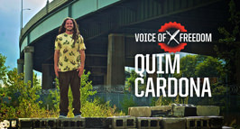 [VOICE OF FREEDOM] QUIM CARDONA