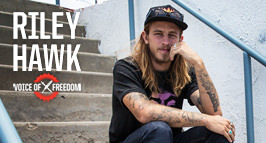 [VOICE OF FREEDOM] RILEY HAWK / ライリー・ホーク