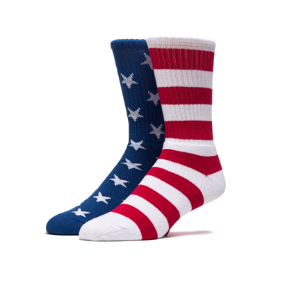 09_huf_4th_of_july_pack_stars_and_stripes_sock