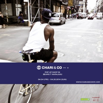 Chari&Co_BeamsEvent_Flyer