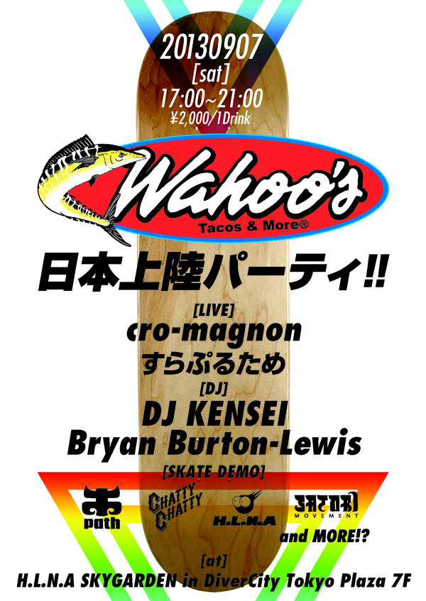 Wahoo's party01