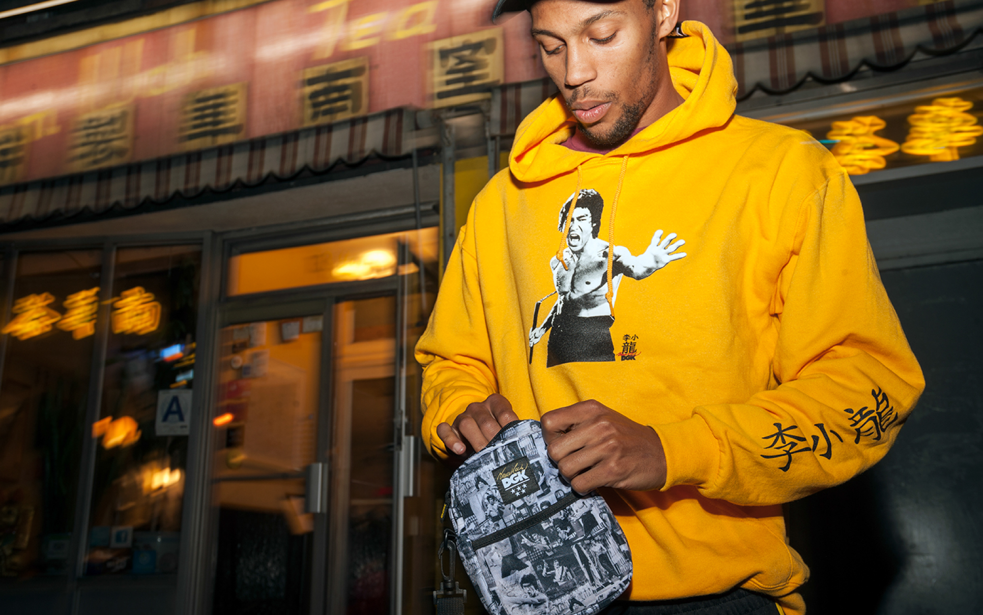 DGK × BRUCE LEE COLLECTION
