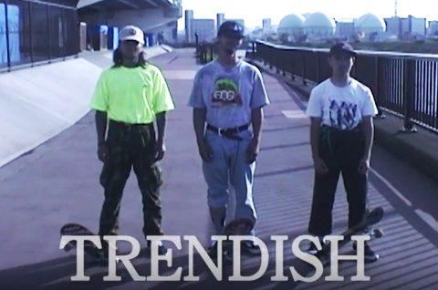 Pretty Helmetで注目を集める映像作家TKによる最新作が公開… ──TRENDISH d88a45560a014